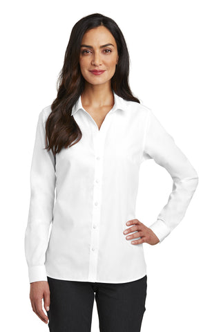 Red House RH470 Ladies Nailhead Non-Iron Shirt - White - HIT A Double