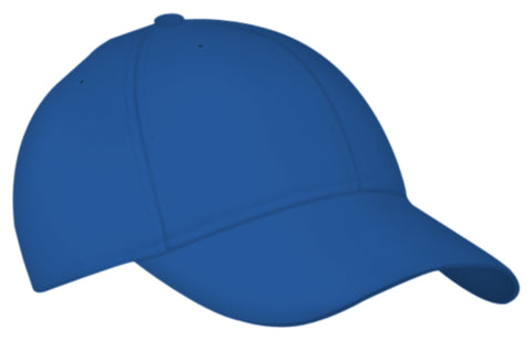 Alleson 3CCTY Youth Six Panel Baseball Cap - Royal