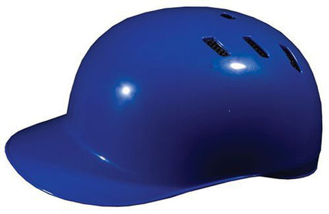 Diamond DCH-SKULL CAP Adult Catcher's Base Coach Helmet - Royal