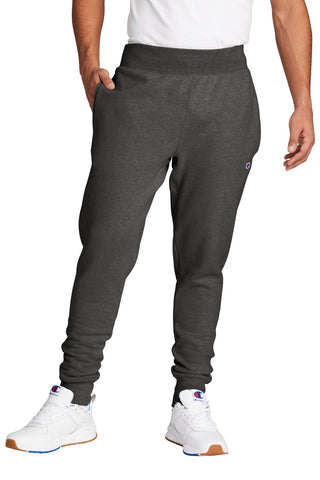 Champion RW25 Reverse Weave Jogger - Charcoal Heather - HIT A Double