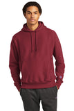 Champion S101 Reverse Weave Hooded Sweatshirt - Cardinal - HIT A Double