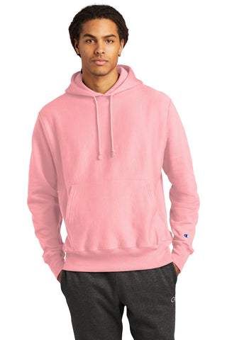 Champion S101 Reverse Weave Hooded Sweatshirt - Pink Candy - HIT A Double
