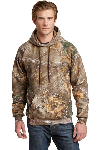 Russell Outdoors S459R Realtree Pullover Hooded Sweatshirt - Realtree Xtra - HIT A Double