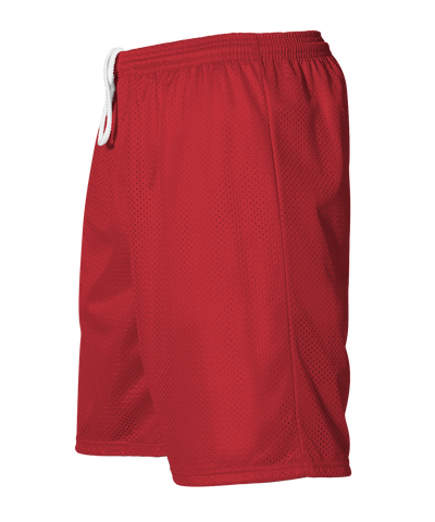 Alleson 566PY Youth Extreme Mesh Unisex Short - Scarlet - HIT A Double