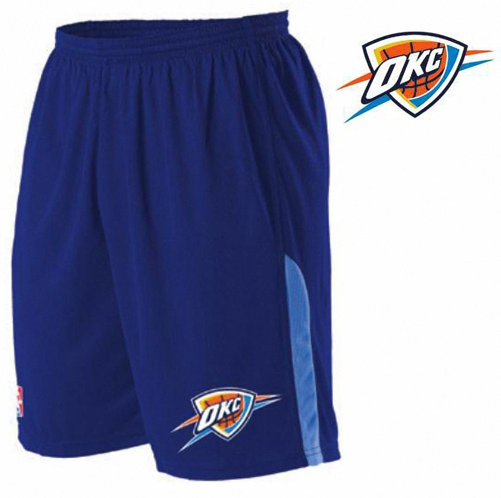 165362230 Alleson A205LY Youth NBA Logo Game Short - Oklahoma City Thunder – HIT A  Double