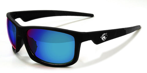 Maxx HD MLB Toronto Blue Jays Retro 2.0 Sunglasses Black - Baseball Accessories, Softball Accessories - Hit A Double