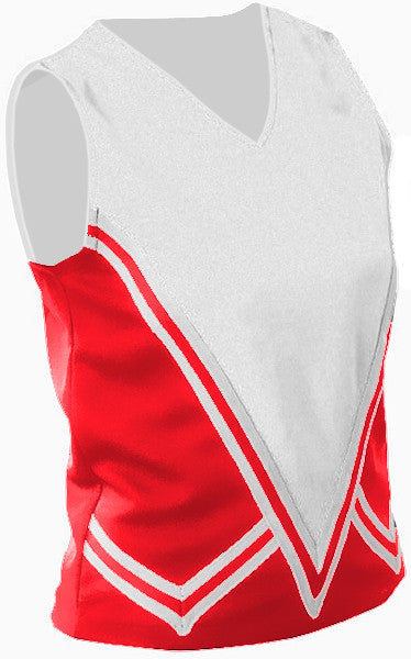 Pizzazz Intensity Uniform Shells - Red White