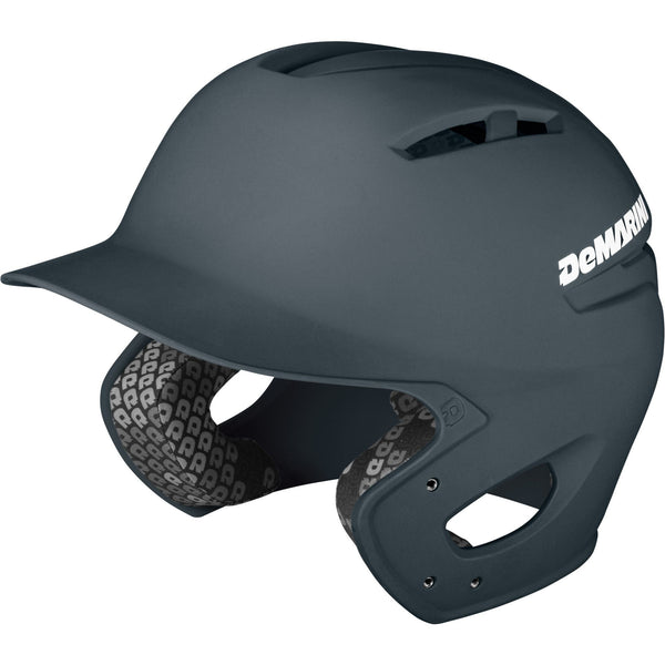 DeMarini Paradox Matte Batting Helmet - Charcoal