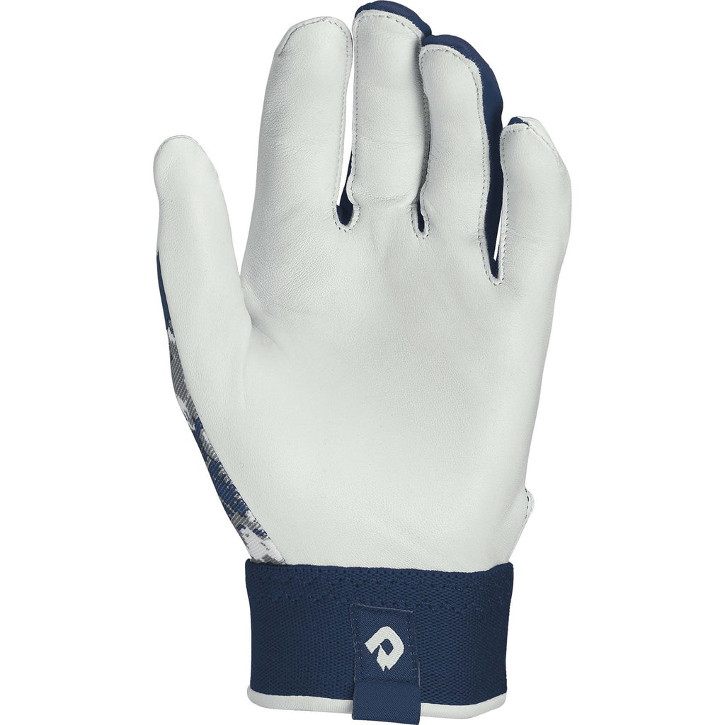 d32bbb86dac0 DeMarini Digi Camo II Youth Batting Gloves - Navy Camo– HIT A Double