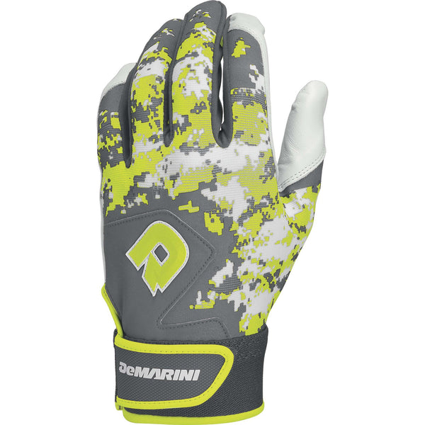 DeMarini Digi Camo II Youth Batting Gloves - Optic Camo
