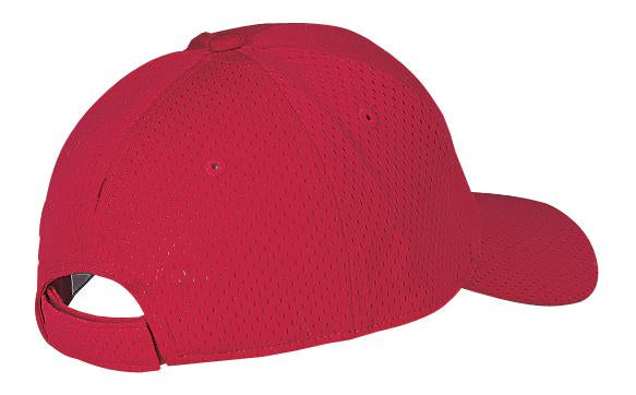 Port Authority YC833 Youth Pro Mesh Cap - Red - HIT A Double
