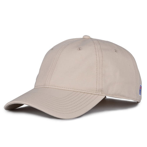 The Game GB210 Classic Relaxed Garment Washed Twill Cap - Stone