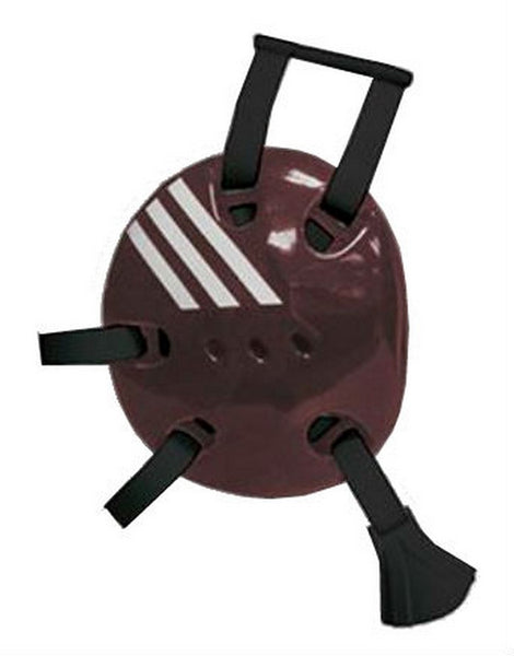 Adidas aE100c Response Ear Guard - Maroon Black