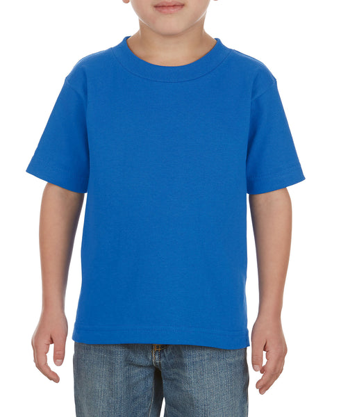 Alstyle 3380 Classic Toddler Tee - Royal - HIT A Double