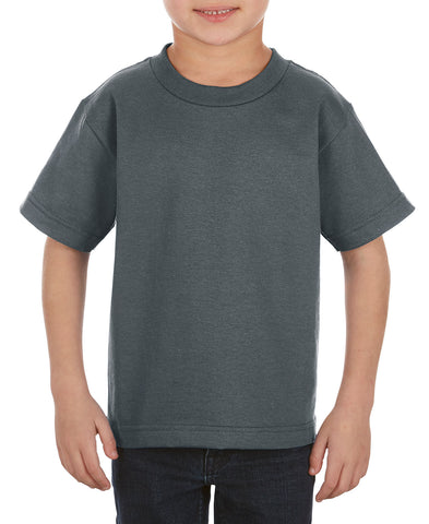 Alstyle 3383 Classic Juvy Toddler Tee - Charcoal - HIT A Double