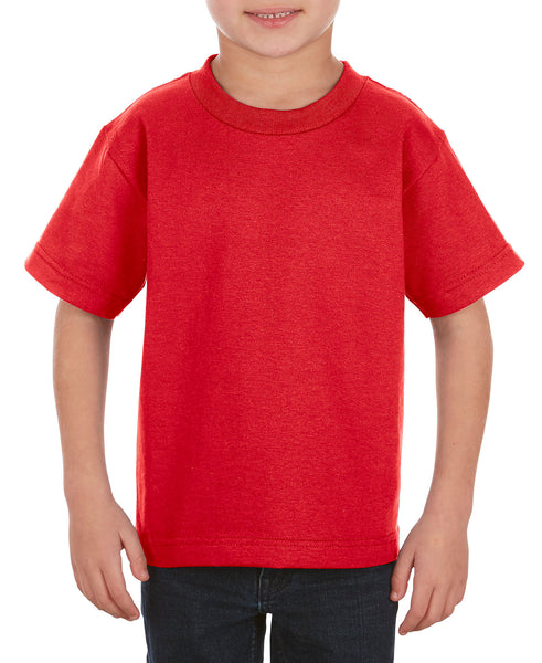 Alstyle 3383 Classic Juvy Toddler Tee - Red - HIT A Double