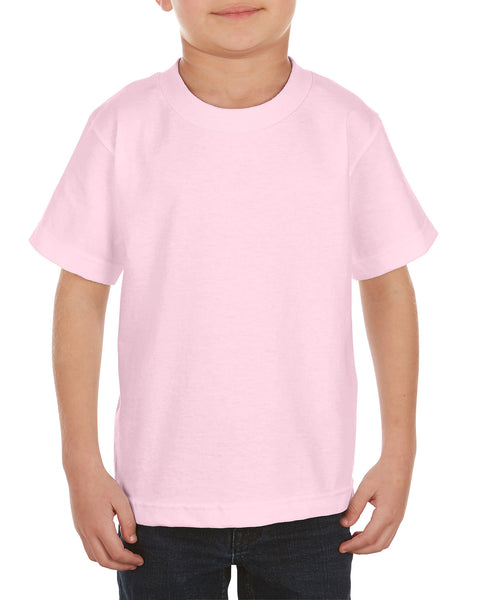 Alstyle 3383 Classic Juvy Toddler Tee - Pink - HIT A Double