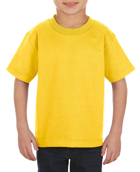 Alstyle 3383 Classic Juvy Toddler Tee - Yellow - HIT A Double