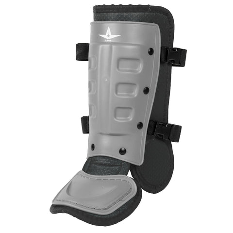 All-Star Universal Batter's Ankle Guard LGB3 - Graphite Black