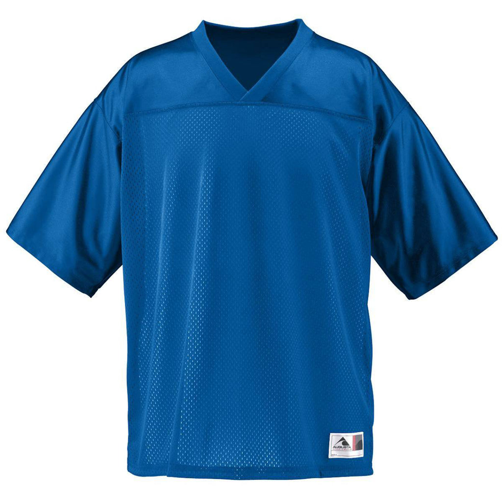 Augusta 257 Stadium Replica Jersey - Royal - HIT A Double