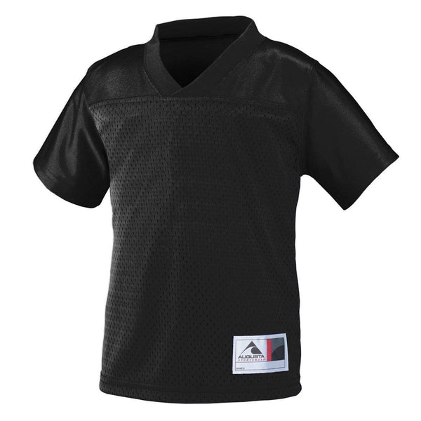 Augusta 259 Toddler Stadium Replica Jersey - Black - HIT A Double