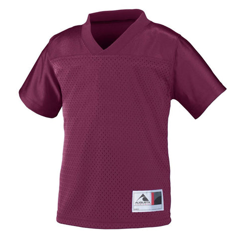 Augusta 259 Toddler Stadium Replica Jersey - Maroon - HIT A Double