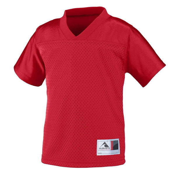 Augusta 259 Toddler Stadium Replica Jersey - Red - HIT A Double
