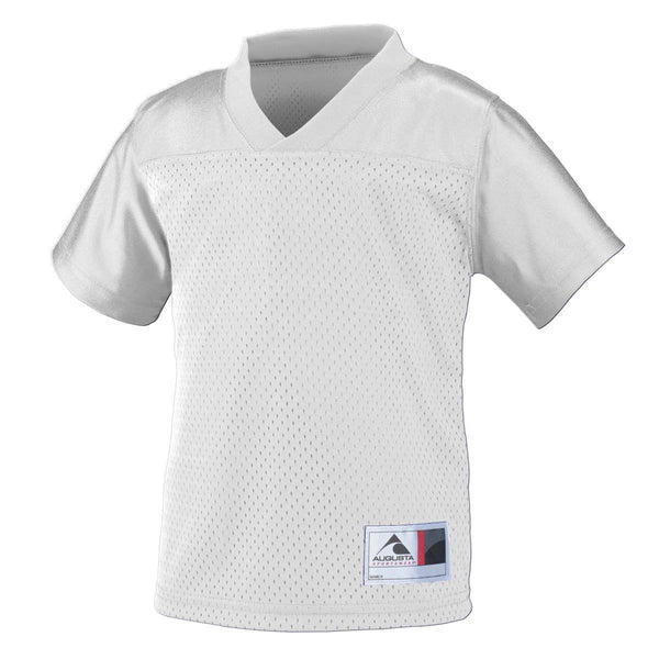Augusta 259 Toddler Stadium Replica Jersey - White - HIT A Double