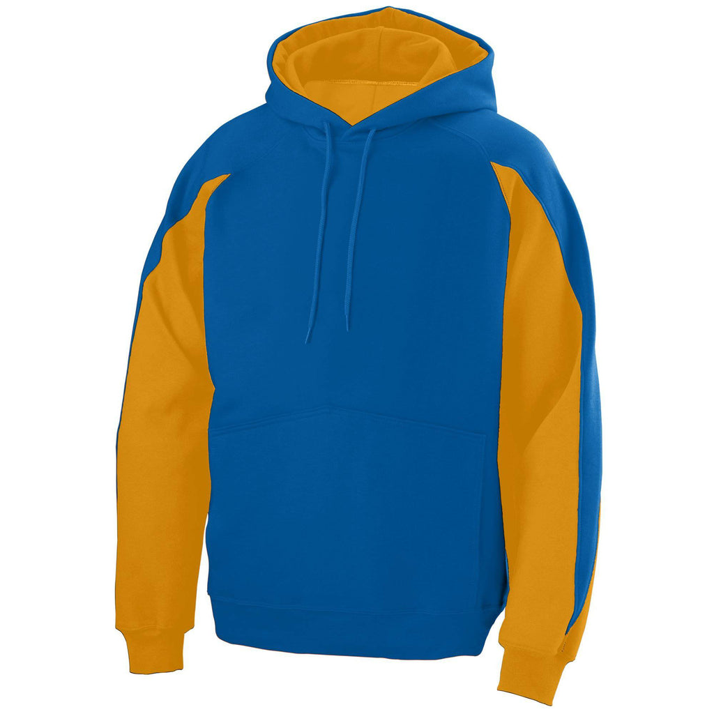 Augusta 5461 Volt Hoody - Youth - Royal Gold - HIT A Double