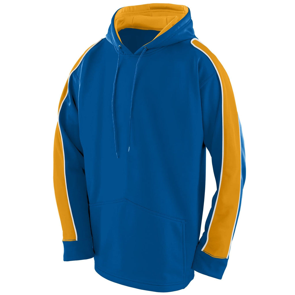 Augusta 5523 Zest Hoody - Royal Gold White - HIT A Double