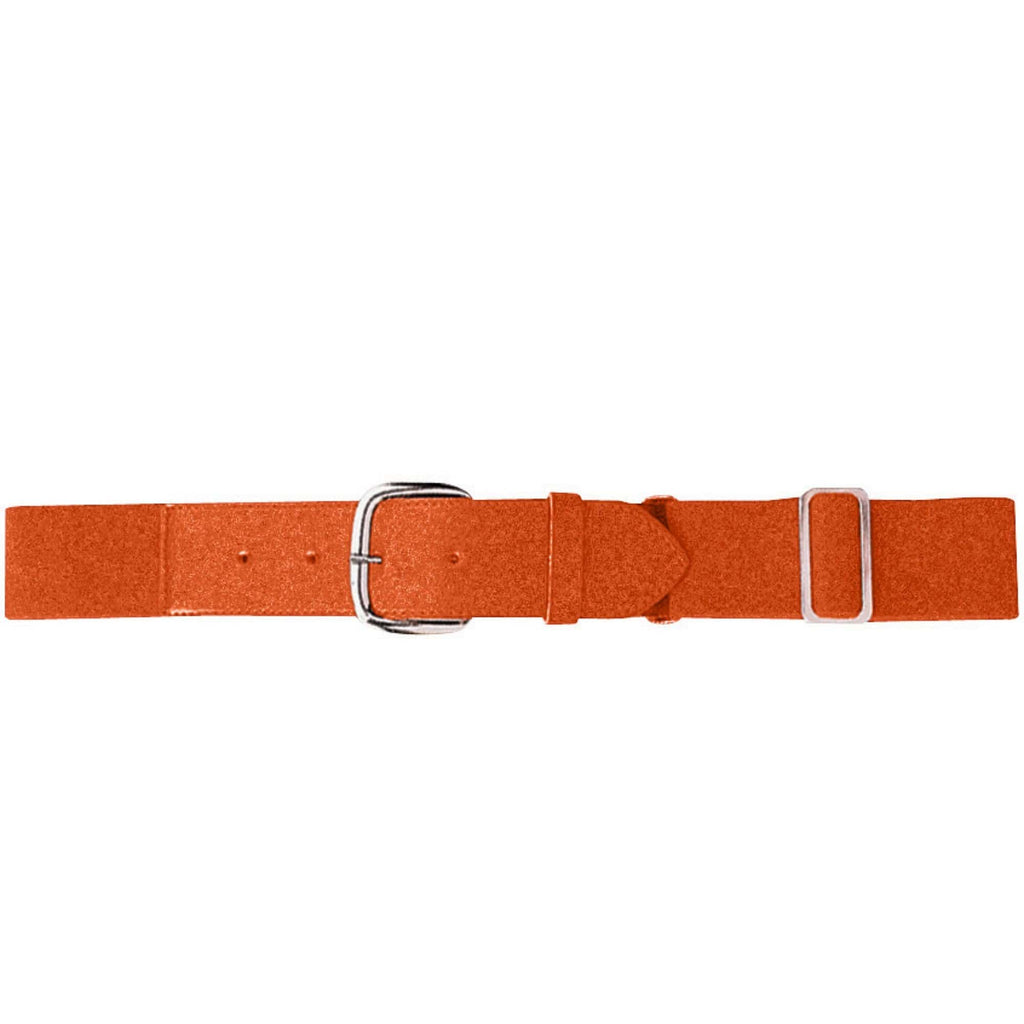 Augusta 6001 Elastic Baseball Belt - Adult - Orange - HIT A Double