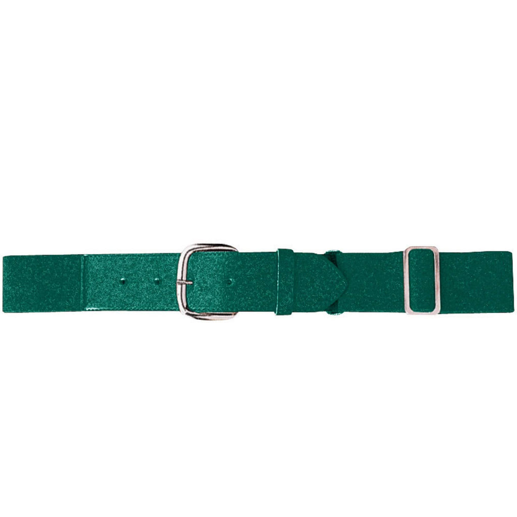 Augusta 6002 Elastic Baseball Belt - Youth - Dark Green - HIT A Double