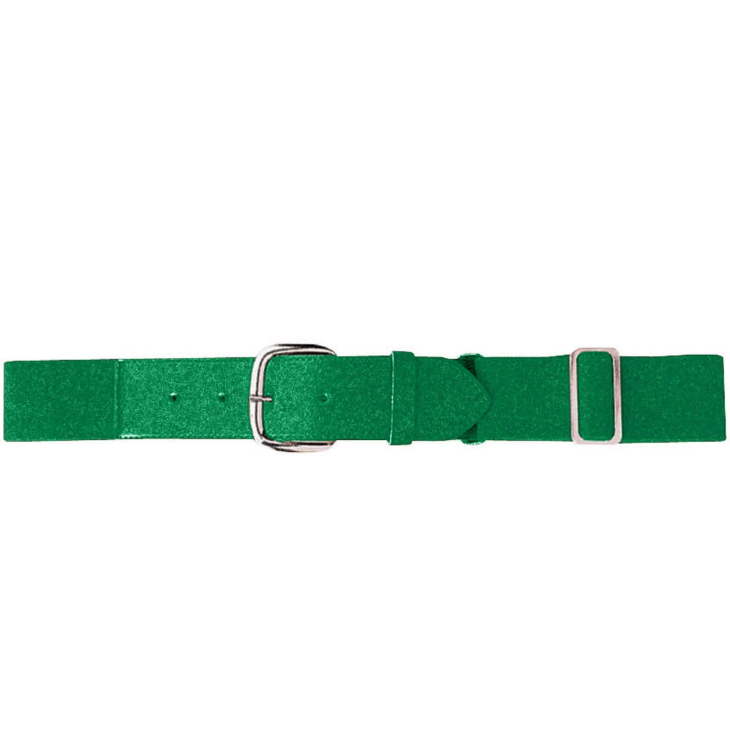 Augusta 6002 Elastic Baseball Belt - Youth - Kelly - HIT A Double