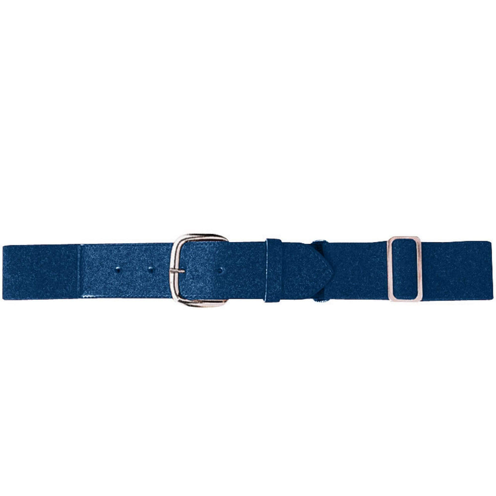 Augusta 6002 Elastic Baseball Belt - Youth - Navy - HIT A Double