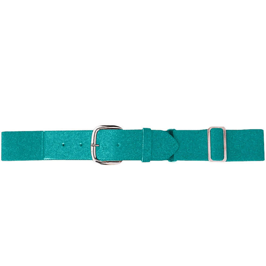 Augusta 6002 Elastic Baseball Belt - Youth - Teal - HIT A Double