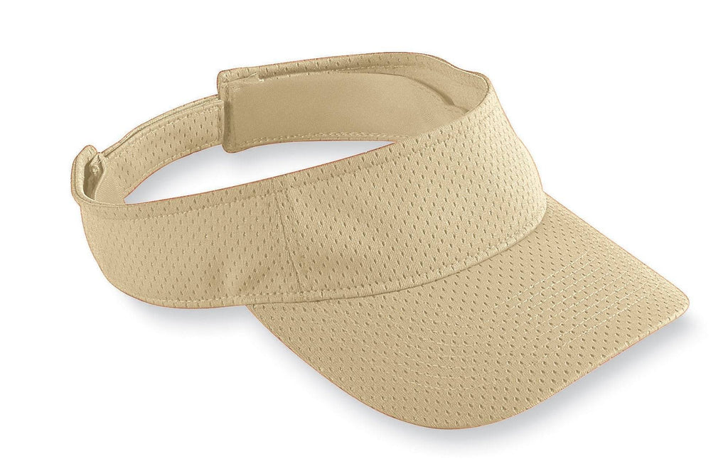 Augusta 6228 Athletic Mesh Visor - Youth - Vegas Gold - HIT A Double
