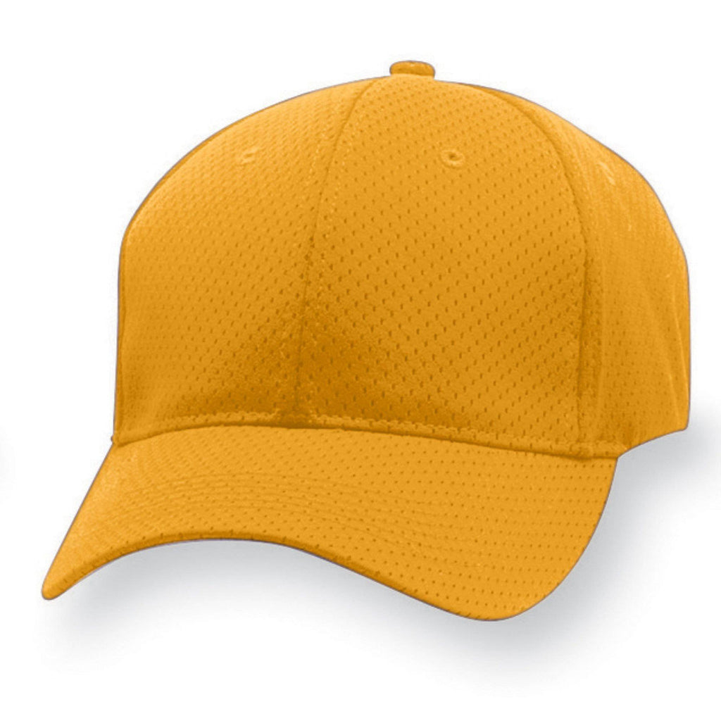 Augusta 6232 Sport Flex Athletic Mesh Cap - Gold - HIT A Double
