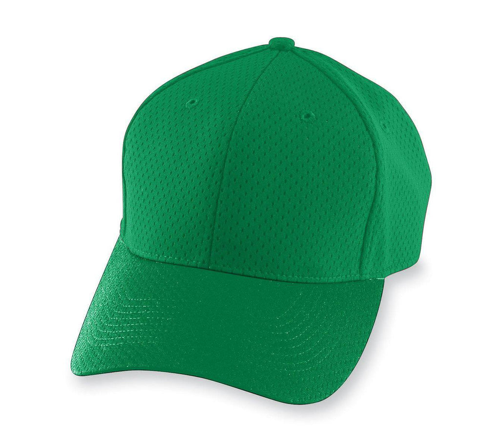 Augusta 6235 Athletic Mesh Cap - Kelly - HIT A Double