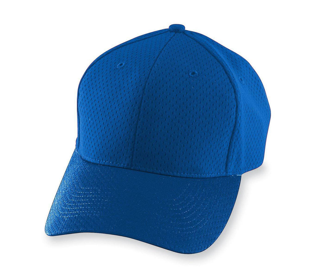 Augusta 6235 Athletic Mesh Cap - Royal - HIT A Double