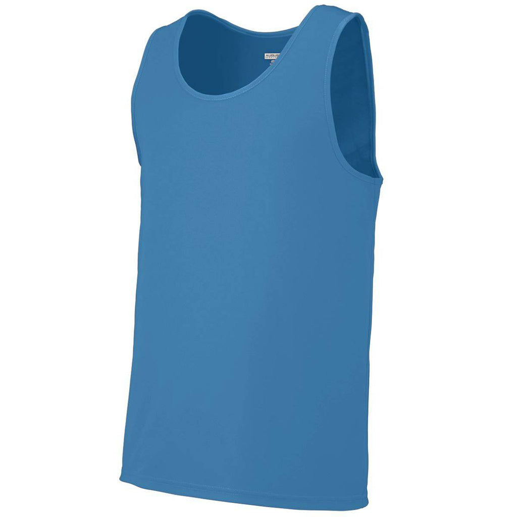 Augusta 703 Training Tank - Columbia Blue - HIT A Double