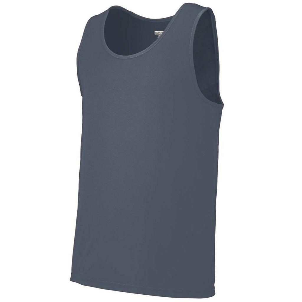 Augusta 703 Training Tank - Dark Gray - HIT A Double