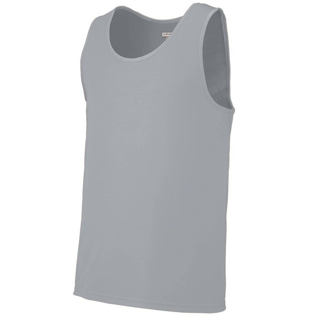 Augusta 703 Training Tank - Light Gray Gray - HIT A Double