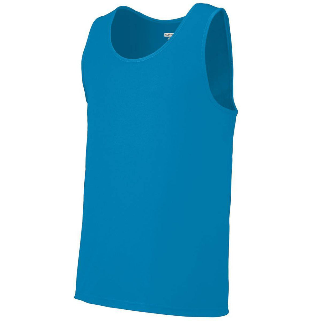 Augusta 704 Training Tank - Youth - Blue - HIT A Double
