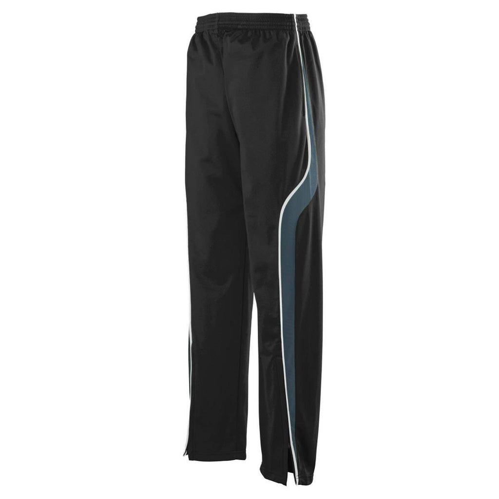 Augusta 7714 Rival Pant - Black Dark Gray White - HIT A Double