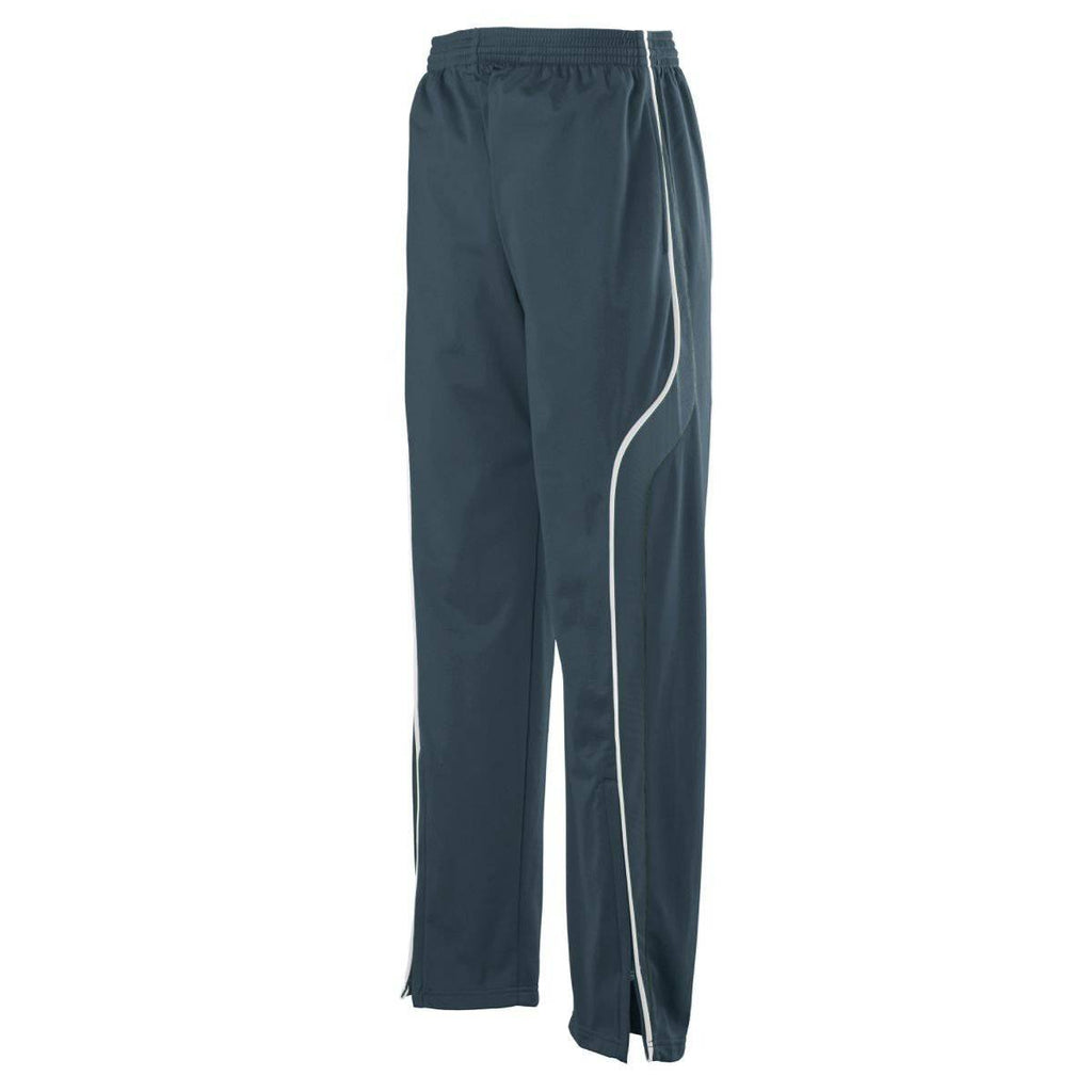 Augusta 7714 Rival Pant - Dark Gray White - HIT A Double