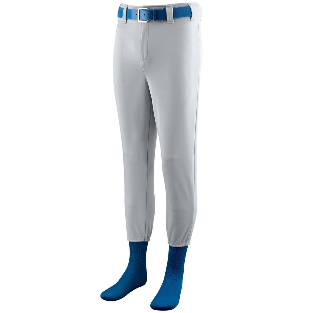 Augusta 801 Softball Baseball Pant - Silver Gray - HIT A Double