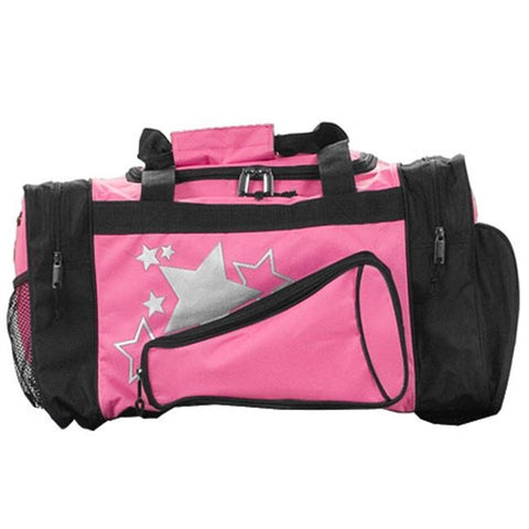Pizzazz Mega-Star Travel Bag - Hot Pink