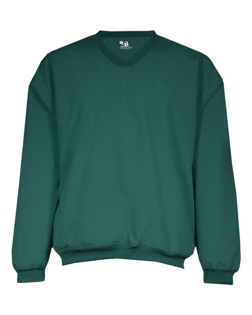 Badger 7618 Microfiber Windshirt - Forest - HIT A Double