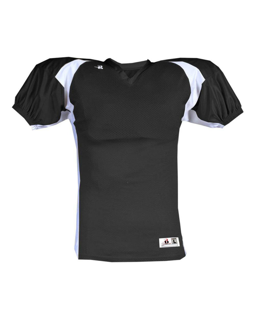 Badger 9482 B-Dry Rockies Jersey - Black White - HIT A Double