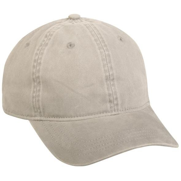 OC Sports BTW-100 Adjustable Ladies Fit Cap - Slate Grey